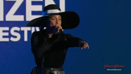 【猴姆独家】枪姐#Alicia Keys#最新GlobalCitizen演唱会超清全场大首播!