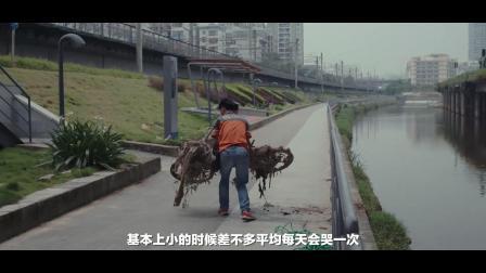 快递员从河里打捞共享单车,为了证明自己不像母亲说的是个傻子