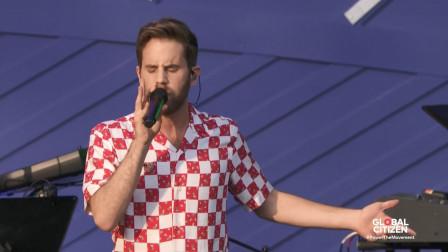 【猴姆独家】精彩!#Ben Platt#最新GlobalCitizen演唱会献唱热单Bad Habit和RAIN!