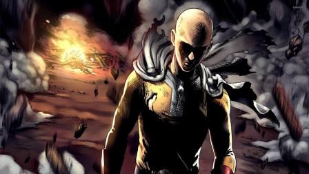 一拳超人:居合的实力究竟有多强?备受争议的他究竟是龙是鬼?