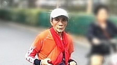 76岁老人为健康 每天跑21公里 每日新闻报 20190929 高清版