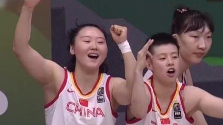 轻取韩国  中国女篮闯入亚洲杯决赛 天天体育 20190929