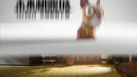 《未来机器城》小狗馍馍特辑 人气萌宠贱萌堪比小黄人