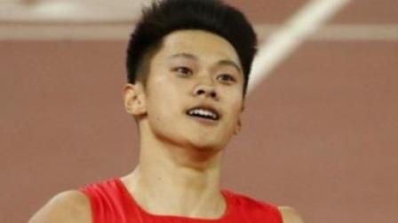 世锦赛200米谢震业小组第一轻松晋级半决赛 总成绩列第六