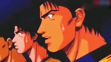 灌篮高手:流川枫被晃湘北要输!樱木炸裂全场!