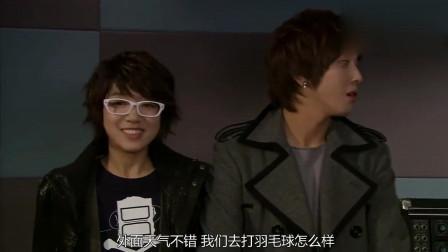 原来是美男:郑容和亲自教朴信惠弹钢琴,这也让张根硕有点吃醋!
