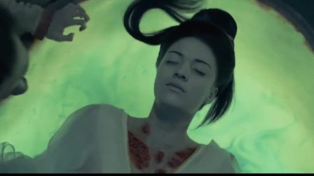 妖猫传:杨玉环中蛊毒身体溃烂,白龙用嘴把毒吸出,这是真爱