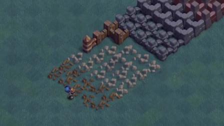 部落冲突:满级炸弹兵VS各等级城墙,看完后你还会在夜世界刷墙吗?