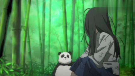《一人之下》冯宝宝的身世, 萌倒大熊猫