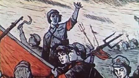 老电影《红色娘子军》!熟悉的经典旋律,鼓舞着几代人向前进!