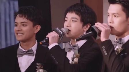 13届快乐男声再相聚,献唱兄弟婚礼《追梦赤子心》,歌声激动人心