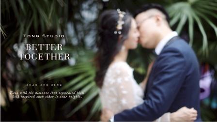 TongStudio瞳影像出品   Zhao + Zeng · 凯宾斯基酒店