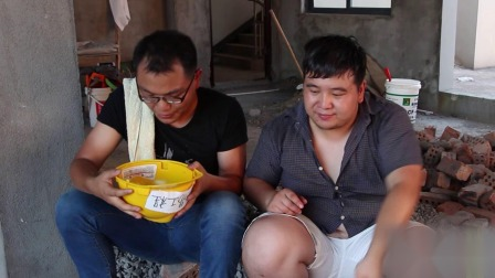 玉山方言搞笑视频系列 第01集 工地吃泡面