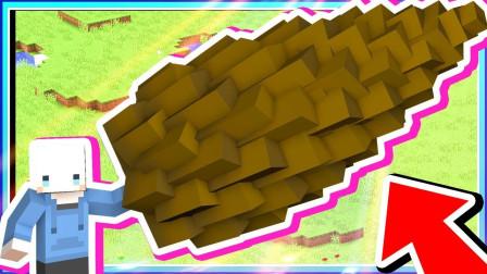 小白解说我的世界天堂猎人52 永远挖不完的矿 超级帅气挖矿机