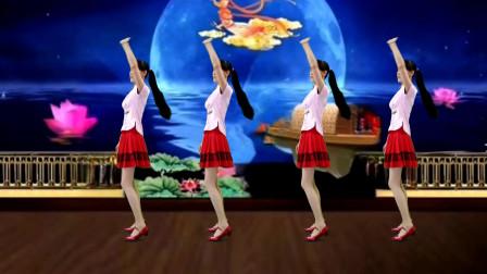 情歌金曲广场舞《你开心我快乐》句句真心话,好听又好看!