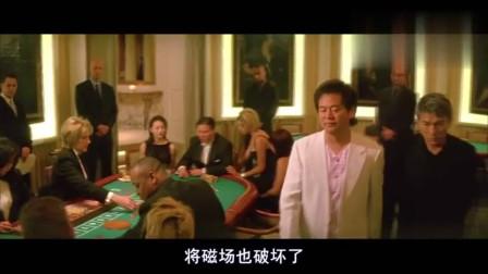 土豪就因为陈百祥一句话白白输掉十万美金,有骨气
