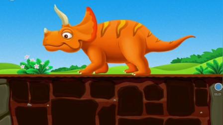 打地鼠,敲恐龍,拼裝恐龍化石復活遠古地球的霸主!恐龍游戲