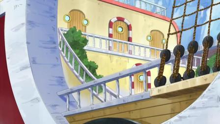 被视为海贼生命的重要之物,海贼旗被抢走了《航海王》