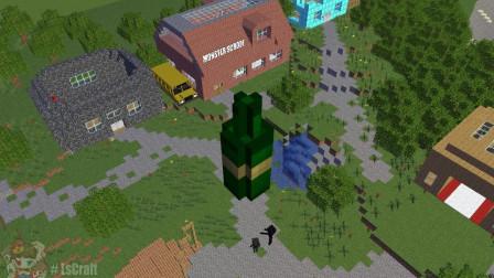 我的世界动画-怪物学院-翻酒瓶-LsCraft