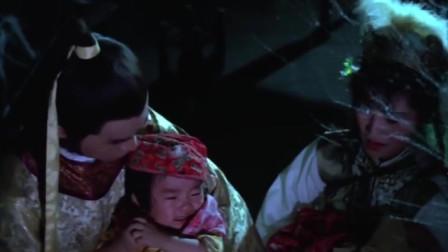 武林圣火令:老鬼的声吼功太过霸道,两大绝世高手也只能强撑一时