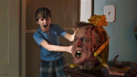 谷阿莫:5分钟看完人脸西瓜的电影《鬼娃回魂》