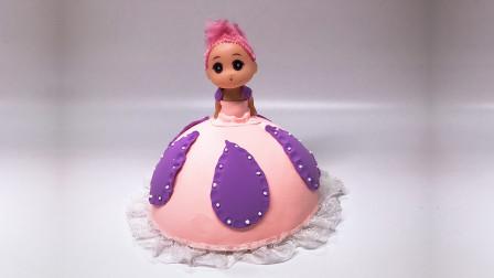 第62课:《彩泥娃娃——紫色莲蓬群》,天才计划diy手工坊
