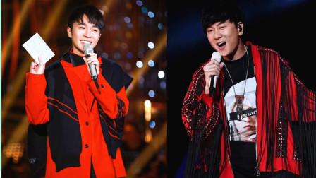 林俊杰VS吴青峰,同样翻唱《起风了》,到底谁的高音更好听?