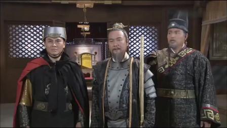 包拯只有九名属下,却能全歼彪悍的西夏铁骑,杨宗保当场服了!
