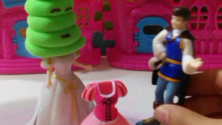 育儿亲子游戏玩具:白雪变丑了,王子还会爱她吗