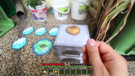 我的世界动画-史蒂夫第一视角-Brick Real Games