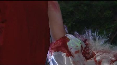 谁在你背后:女子的血染红了白色的外套,裙子被强奸撕的破碎