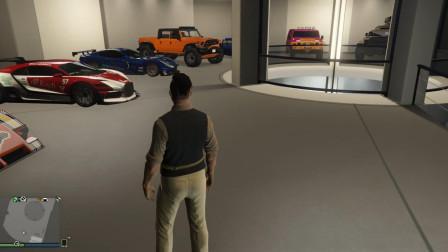 GTA5:你见过这样改装跑车的吗?