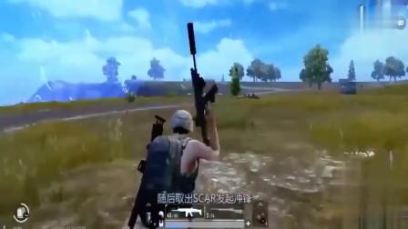 狙击手麦克:征战国服!落地一把M24,开始狙击日本玩家