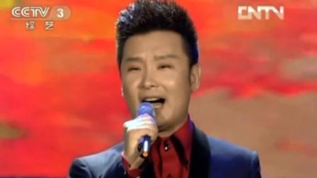 刘和刚演唱《我的祖国》悠扬的长调,穿透心灵