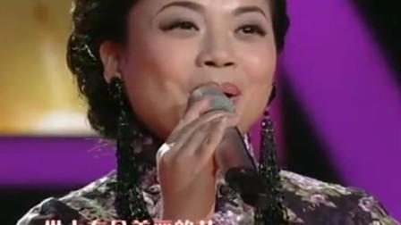 张也演唱电影《小花》主题曲,一首《绒花》与原唱不相上下,好听