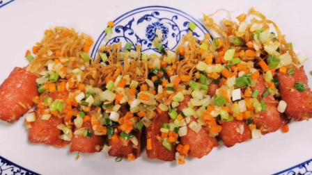 椒盐金针菇的家常做法,小孩非常喜欢吃,收藏了,回家做吧