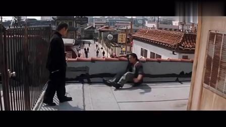 李连杰好莱坞第一部作品,仅凭3分钟的动作场面,盖过主角光芒