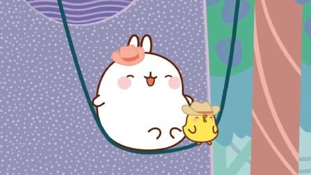 儿童卡通片:萌萌哒小可爱的丛林大冒险