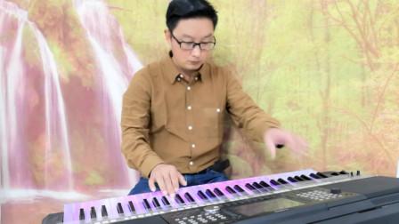 白龙马DJ电子琴