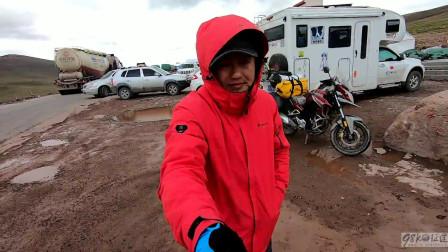 房车自驾游,独闯,海拔5230米的唐古拉山口,抗得住吗