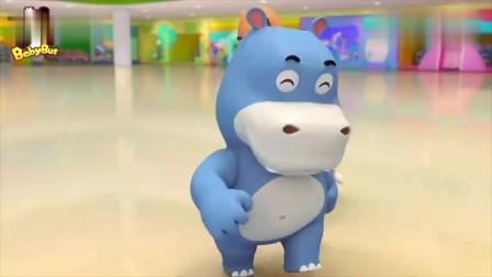 会跳舞的杯子蛋糕儿童歌谣卡通动画
