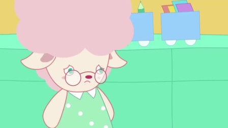 小鹿杏仁儿动画片:小朋友们看到下雨非常失望,本来说好的去放风筝呢!