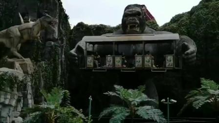 常州恐龙乐园最好玩项目之一