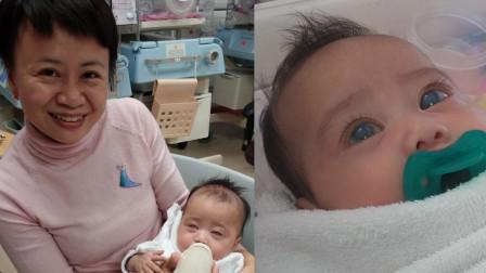 """东北男孩天生""""鬼眼"""",出生4个月被父亲抛弃,小朋友都不敢看他!"""