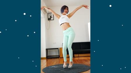 优尚舞姿 蓉蓉 Tinashe - This Feeling 舞蹈
