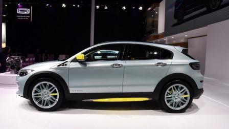 """10万! 又一款SUV上市""""被疯抢"""", 新车比宝马X6帅气, 合资彻底慌了"""