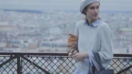 18套巴黎街头日系杂志演绎的法式复古穿搭,每一帧都想疯狂截图!|日杂风法式复古穿搭Lookbook【Humanwoman】