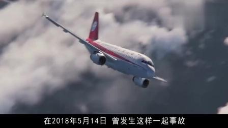 """中国机长:地面飞机场连喊三十多声""""四川8633"""",直击人心!"""