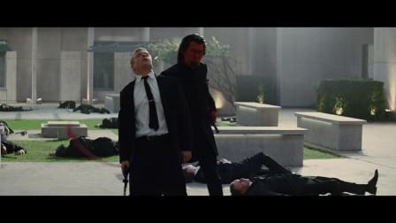 X战警第一战:黑皇拉拢x教授的变种人,基地所有特工被杀害