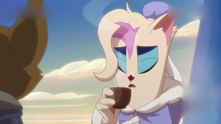 京剧猫:不相信瞳术的瞳瞳,原来是因为有这样一段不好的回忆